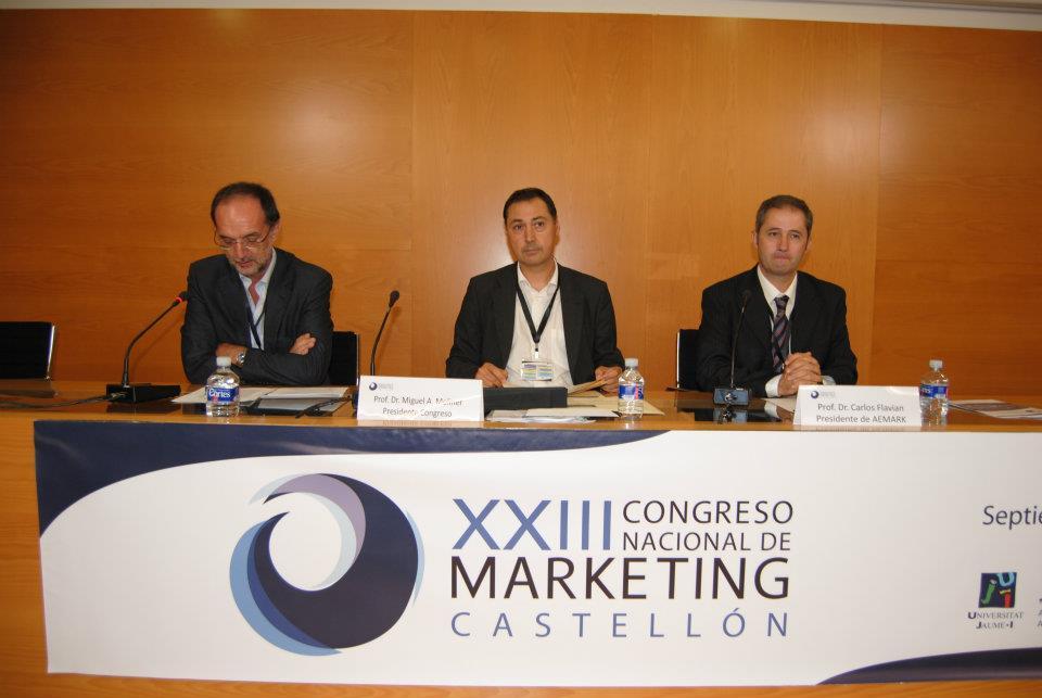 XXIII Congreso Nacional de Marketing