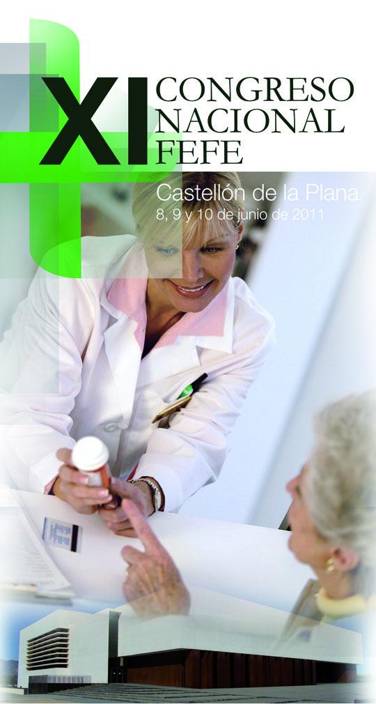 XI Congreso Nacional de Farmacia FEFE