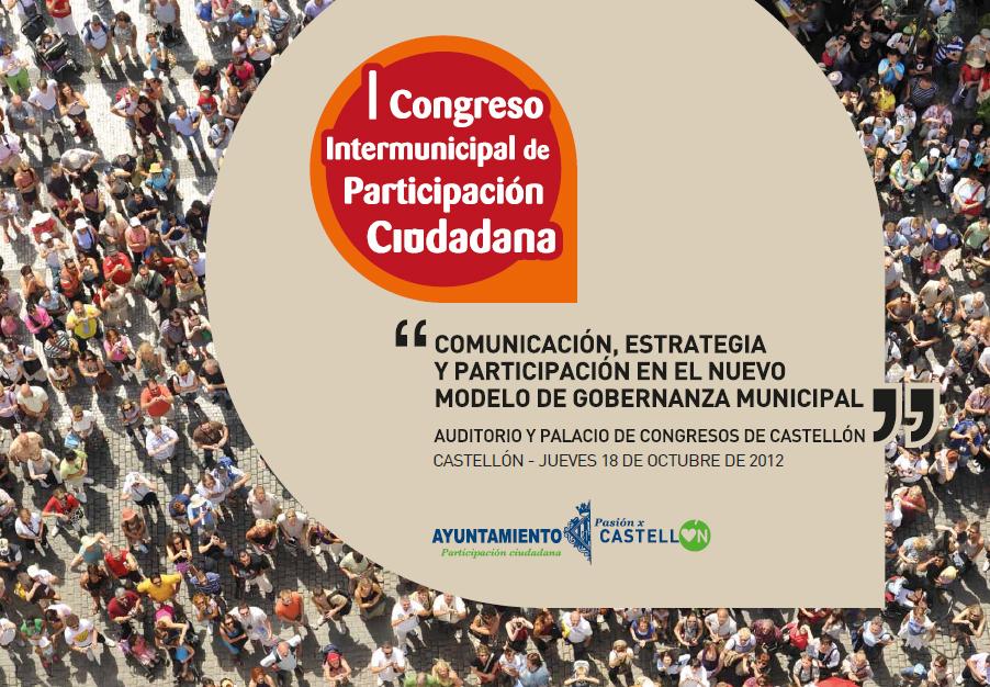 Congreso intermunicipal de participación ciudadana