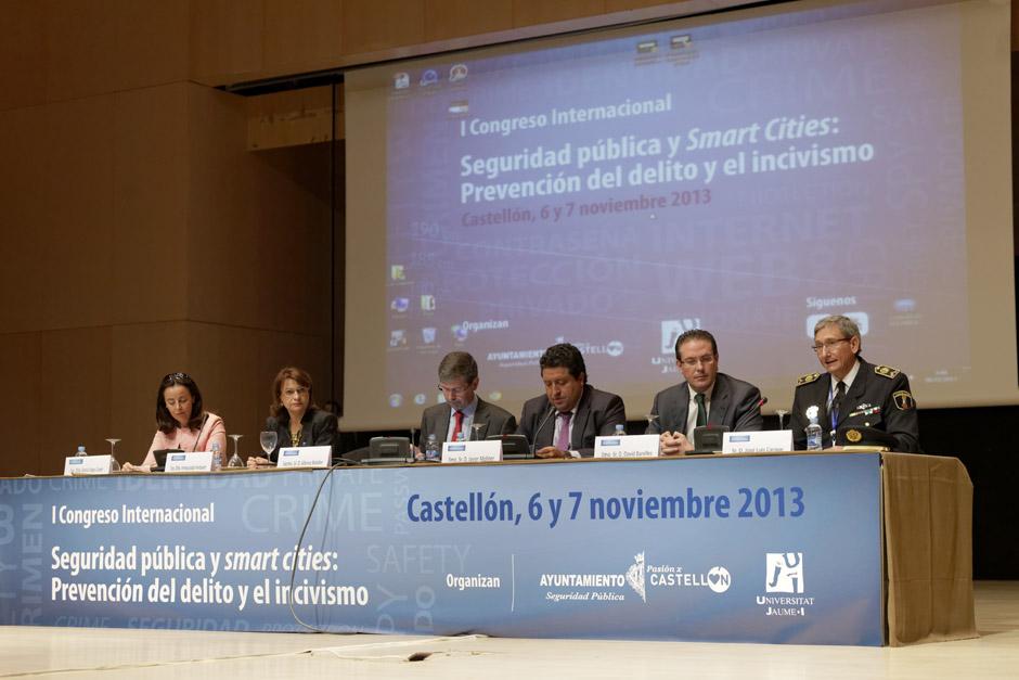 I Congreso Internacional de seguridad pública y smart cities